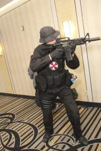 Umbrella Corp Soldier