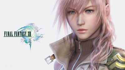 Lightning - Final Fantasy XIII