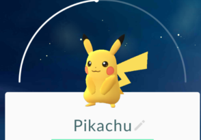 Pokemon Go - Pikachu