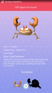 Pokemon - Krabby