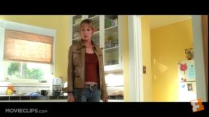 Kill Bill vol. 1 - Black Mamba played by Uma Thurman
