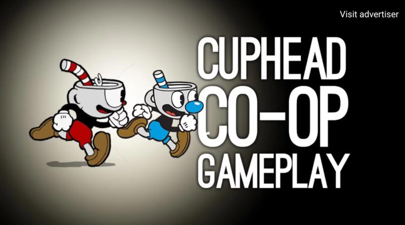 Cuphead Co-op Gameplay