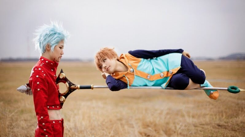 Seven Deadly Sins Cosplay - Ban and King