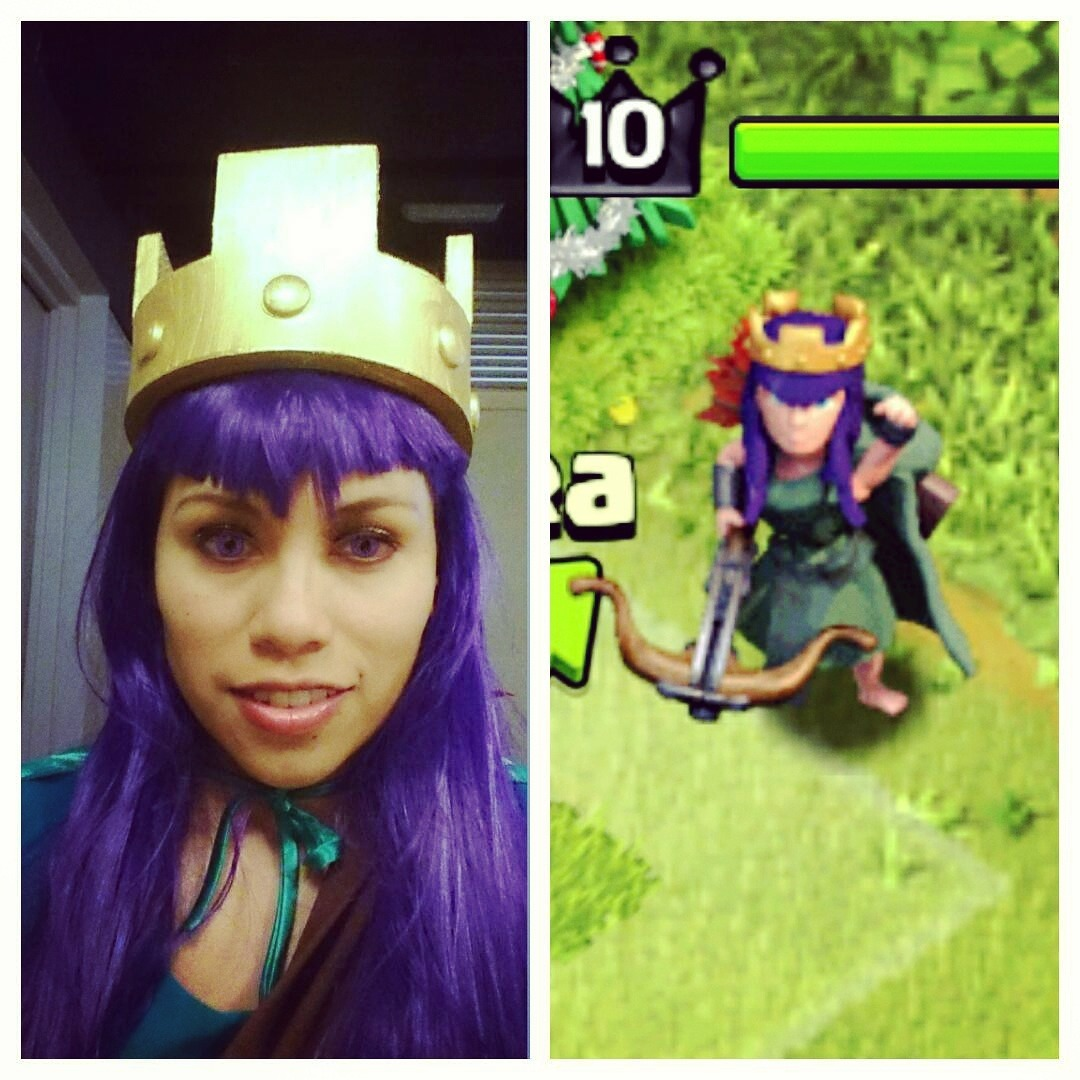 Clash of clans #Cosplay – Max@Play